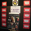 The showcase outside the theater entrance. Each student in The Laramie Project wrote something about Casey which is displayed around the poster. You may read each one on later frames in this photo gallery.
