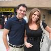 Casey's high school theater friends Phil Nasiak and Melissa Zirolli.