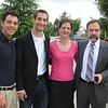 """Phil Nasiak, Matt Thorton, Betty Thorton (with matching pink shoes and bag!) and Joel. Phil also performed in multiple theater productions with Casey including <a href=""""http://caseyfeldman.smugmug.com/High-School-Years/High-School-Theatre/The-Odd-Couple/9388794_VsVpB#628781572_w7Gtu"""">The Odd Couple</a> which won Best Play at the<a href=""""http://caseyfeldman.smugmug.com/High-School-Years/High-School-Theatre/Cappies-Awards-06/9222622_u6Fyc#663227409_TQyoL""""> 2006 Cappies</a>."""