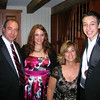 Michael Pacifico ,Sr., Racahael Pacifico, Donna Pacifico and Michael Pacifico, our old longtime friends and former neighbors. Donna planted the seed with the Cappies organization for the award of an honorary Cappie to Casey. Michael Pacifico, Jr., a sophomore at Garnet Valley High Schoo,l was nominated for a Cappie for Creativity for his muscianship in Grease. Michael presented the Cappie award for Casey on stage to Joel.