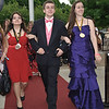 Marissa Gibson (left), Rob Leinheiser,and Annamarie Filippone walking up the red carpet!