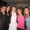 Elyse Marinelli, Rachael Kemmey, Amber Staska, Sami Csaniz and Jackie Cahill