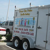 The Ocean City Police Department safety trailer