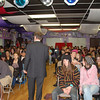 """Students at """"I Can Do Anything"""" High School in Reno,NV hear Joel Feldman presenting the  EndDD message."""