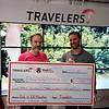 Joel Feldman, EndDD.org  (L) and Gary Griffin, Travelers Inaurance