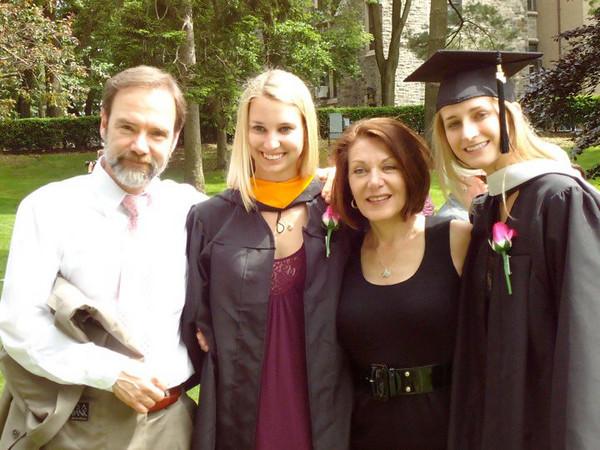 Joel, Marie, Dianne and Brooke