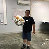 Thank you Joe! Day of Service 2018 — with Joe Figueiredo