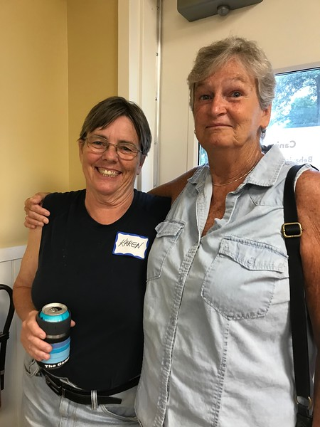 Friends! Day of Service 2018 — with Karen Brooks and Mick