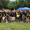Group shot - 35 out of 45 or so in attendence! Thank you all for doing your part to honor Casey's memory.