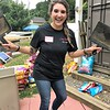 One in each hand?! Day of Service 2018 — with Becka Cancelosi