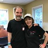 Casey's parents - Joel Feldman and Dianne Anderson. Day of Service 2018