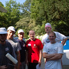 L to R: Rob Stoner, Alex Stewart, Brett Feldman, Steve Kennedy, Bob Gibson and Jason Spector
