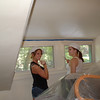 Melissa and Annette -2nd floor.