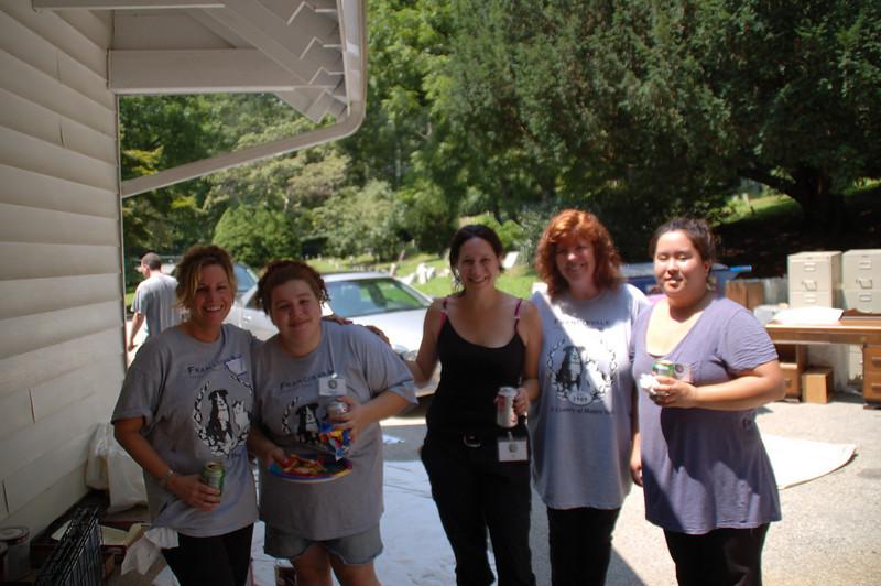 Francisvale's staff.