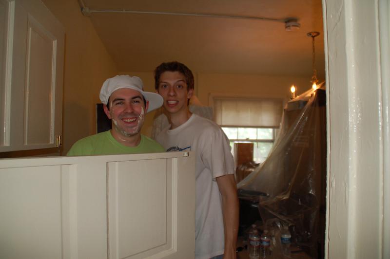 Dan Bergels and Matt Grace