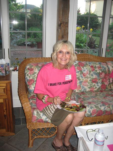 Dianne's friend, Mary Ellen.