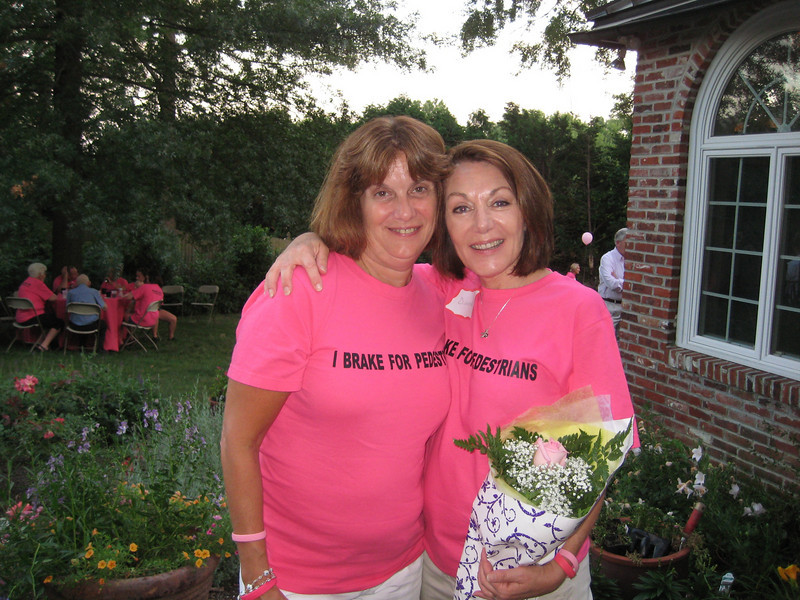 Robin Garrity and Dianne (Casey's mom).