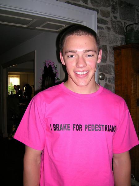 Casey's brother, Brett