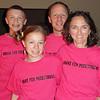 Michael and Darlene Ceffaratti and their children Kyle and Becca.