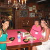 Jackie Cahill (left) and Amber and her mother Donna Staska