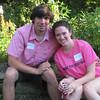 Casey Fordham friend, Ashley Tedesco and her boyfriend, Justin.