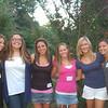 L to R: Melissa Zirolli, Tori Bright, Elyse Marinelli, Sami Csaniz, Melissa Moritz and Rachael Kemmey