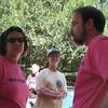 Robin Garrity (left), Betty Thornton and Joel Feldman.