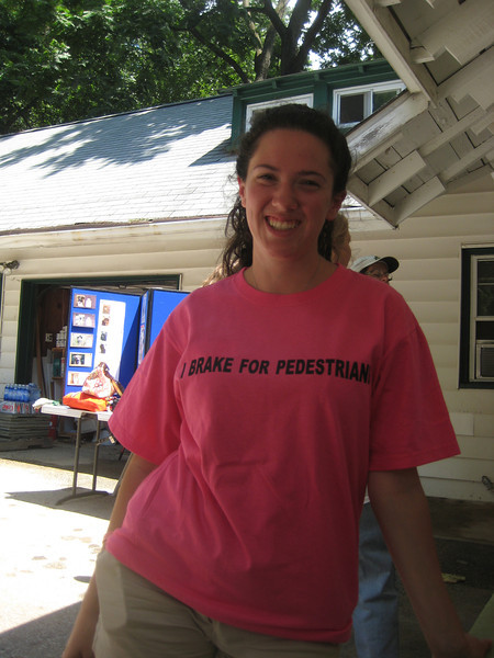 Ashley Tedesco, Casey's Fordham friend.