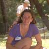Big smile! Ashley Tedesco, Casey's Fordham friend.