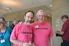 Joel Feldman and Ken Garrrity (R)