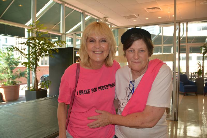 Mary Ellen and Helen