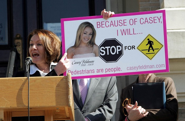 Ocean City: Dianne Speaks Out! <br /> <br /> (Photo courtesy of the Press of Atlantic City)