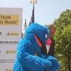 Grover, Sesame Workshop's new symbol for traffic safety