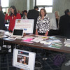 Casey Feldman's mom, Dianne Anderson at the NOYS Safety Expo for National Youth Traffic Safety Month
