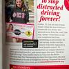 Seventeen Magazine, September 2010 pg. 221.