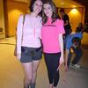 Danielle Dizebba and Amber Staska.