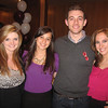 L to R: Stefanie Wheeler, Christina Frasca, Ben Lebowitz and Katie Berry