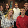 Dec. 29, 2010.Present for the NOYS (National Organization for Youth Safety) filming. Melissa Moritz (front), Matt Thronton; Lisa DiCroce (left), Tori Bright, Joel Feldman and Phil Knasiak