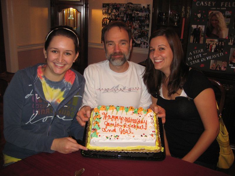 10-26-2010 Happy Birthday to Jamie Gallagher, Joel and Rachael Kemmey!