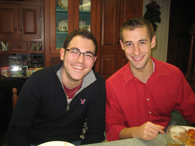 Dec. 29, 2010. Present for the NOYS (National Organization for Youth Safety) filming. Phil Knasiak and Matt Thornton