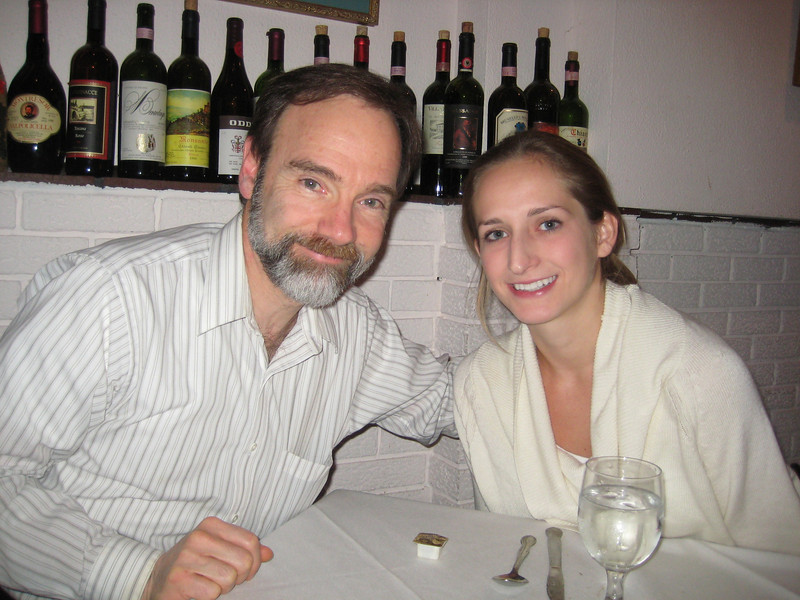 Oct. 22, 2010 - Brooke Burdge and Joel.
