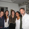11-20-2010 How happy we were for the visit!<br /> Dianne, Callie, Janine, Kelsey and Joel.