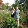 Oct. 22, 2010 - Brooke Burdge and Joel.
