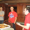 June 8, 2010. Some of the SHS STW alum. <br /> <br /> Dan Bergels (front), Matt Thorton, and Matt Grace