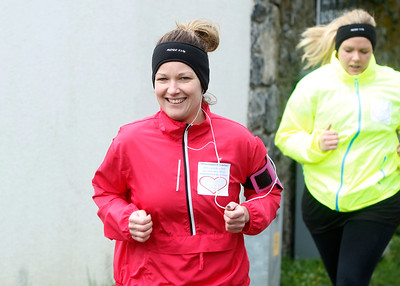 5K Remembrance walk in aid of the Offaly Hospice Foundation on Good Friday - 1st to finish was Frances Corcoran (although she pointed out it wasn't a race and she did run) -  Fri 30th March 2018