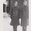 Howard and Lloyd Lantz in uniform