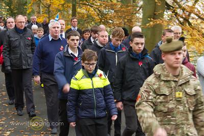 16 ILF Nov Remembrance Day 0020