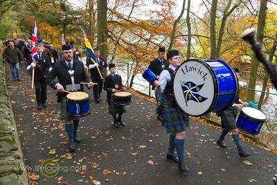 16 ILF Nov Remembrance Day 0008