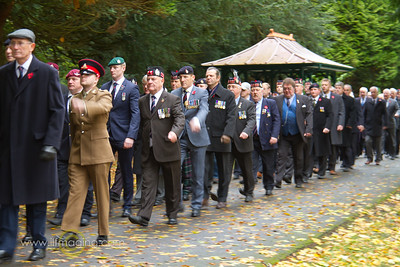 16 ILF Nov Remembrance Day 0023