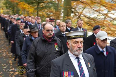16 ILF Nov Remembrance Day 0015